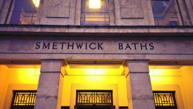 Smethwick Baths. 30.5m...and haunted!