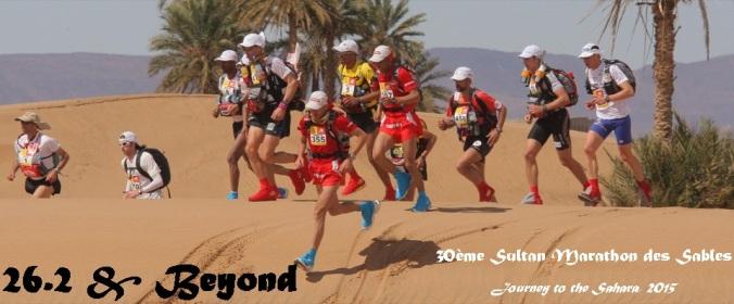 30ème Sultan Marathon des Sables - Journey to the Sahara, 2015