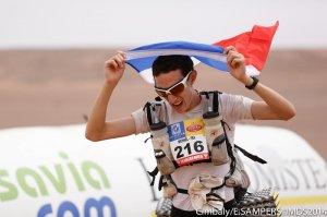 Michaël Gras (8th place, MDS 2014)