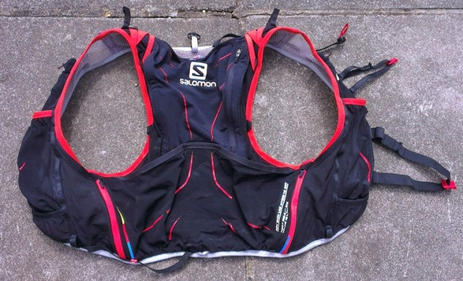 Salomon Sense Advance SLab Hydro 12 Race Vest