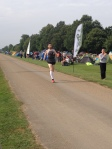 40 miles done and I still mustered a sprint finish somehow!