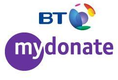 BT mydonate: Al Rows the Med