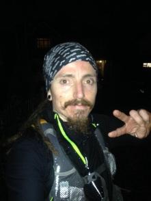 The Running Pirate.