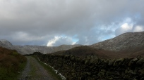 Approach to Kentmere Reservoir.