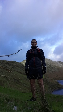 A quick photo stop on the route back from the Reservoir to Kentmere.