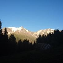 Day 1, August 22nd. Seeking out an Alpenglow sunset.