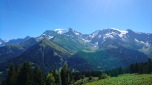 Day 2, August 23rd - exploring the majesty of Alpine trails.