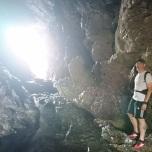Caves at Tintagel, Cornwall