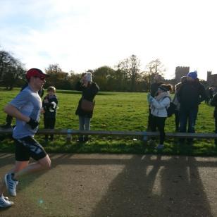 Hertfordshire Half Marathon - Adidas Boston 6 in action!