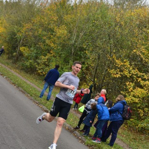 Ricky Road Run - Adidas Boston 6 in action!
